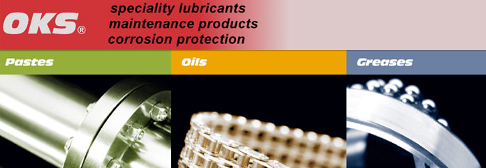 Authorised Distributor of Kluber OKs Specilty Grease, Oil Lubricants