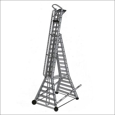 Aluminium Ladders : Industrial Agencies - Engineering Trader